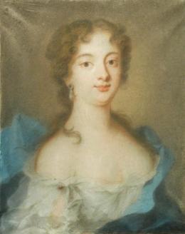 Portrait of  Hortense Mancini, DuchesseMazarin