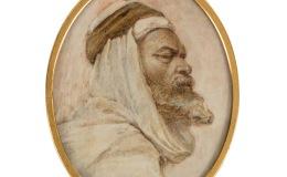 Portrait of an Arabianman
